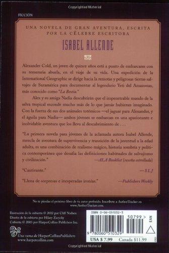 La Ciudad de las Bestias (Spanish Edition) by Rayo