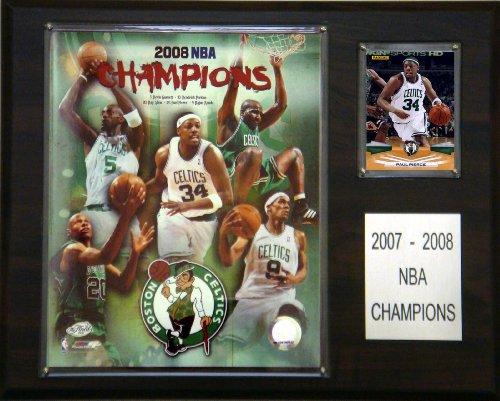 (NBA Celtics 2007-08 NBA Champions Plaque)