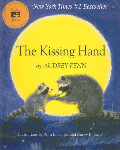 By Audrey Penn The Kissing Hand [With CD (Audio)] [Paperback]