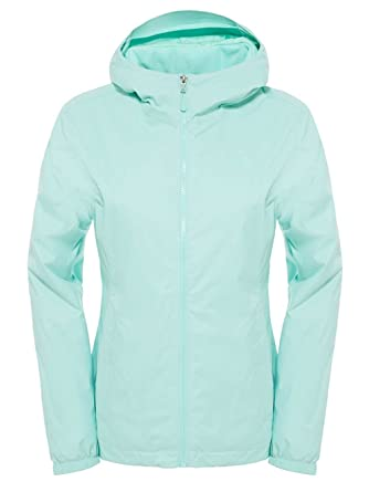 The North Face W Quest Insulated Jacket - EU - Chaqueta para Mujer, Color Verde