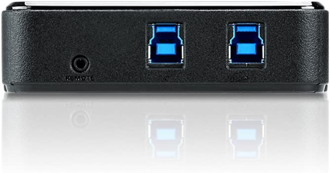 ATEN Corp US234 2-Port USB3.0 Sharing Device