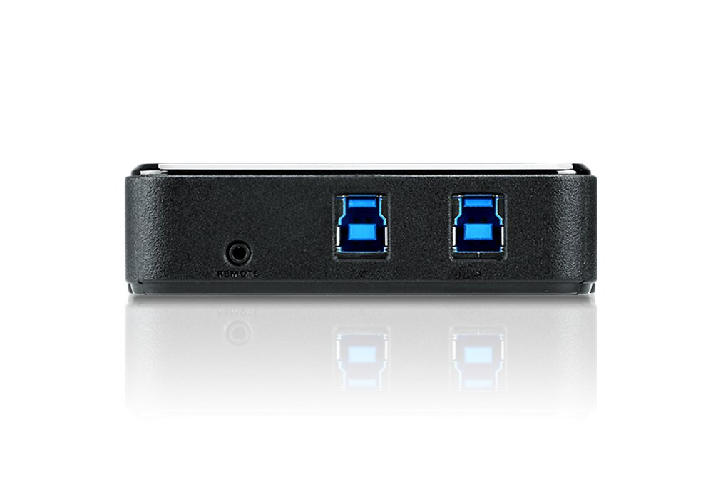 ATEN Corp US234 2-Port USB3.0 Sharing Device