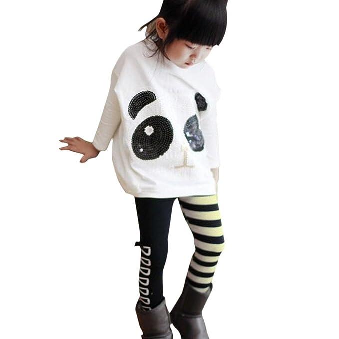 Amazon.com: Bebé ropa Set, amazingdeal Niños Niñas Trajes ...