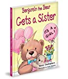 Benjamin the Bear Gets a Sister, Nancy Shakespeare, 1620863162