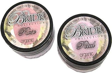 Acrylic Nail Powder - COVER ACRYLICS (Petal) by Organic Nails