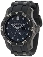Invicta Men's 6996 Pro Diver Collection GMT Black Dial Sport Watch by Invicta