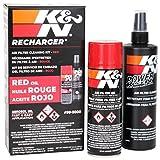 K&N 99-5000 Aerosol Recharger Filter Care Service Kit