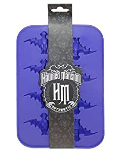 Disney World Parks Haunted Mansion Bat Silicone Ice Cube Tray by Disney