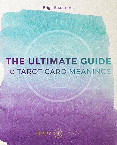 Ultimate Guide Tarot Card Meanings ebook product image
