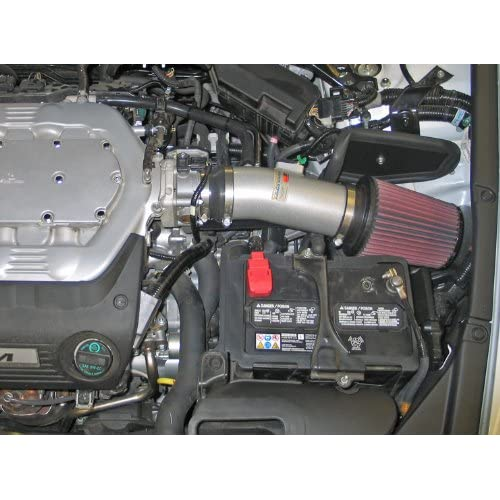 KN Performance Cold Air Intake Kit TS With Lifetime Filter - 2005 acura tl cold air intake