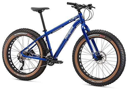 - Mongoose Argus Comp Fat Tire Bicycle 26