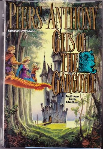 Geis of the Gargoyle (Xanth), Anthony, Piers