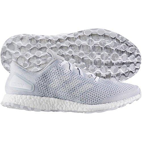 adidas Performance Herren Pureboost Dpr Laufschuh Weiß / Weiß / Light Solid Grey