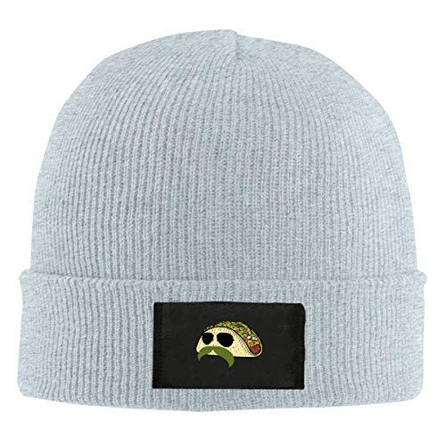 Wool Knit Hat Beanie Cap Unisex Slouchy Winter ()