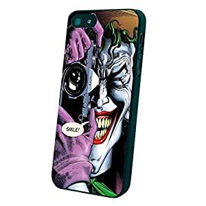 Joker Batman the Killing Joke Custom Case for Case Cover For LG G3 (Black Iphone 5/5S )