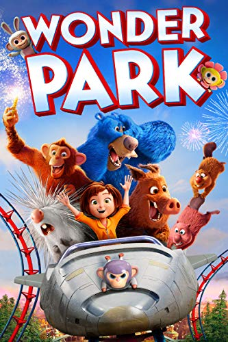 Halloween Movies For Families To Watch (Wonder Park)