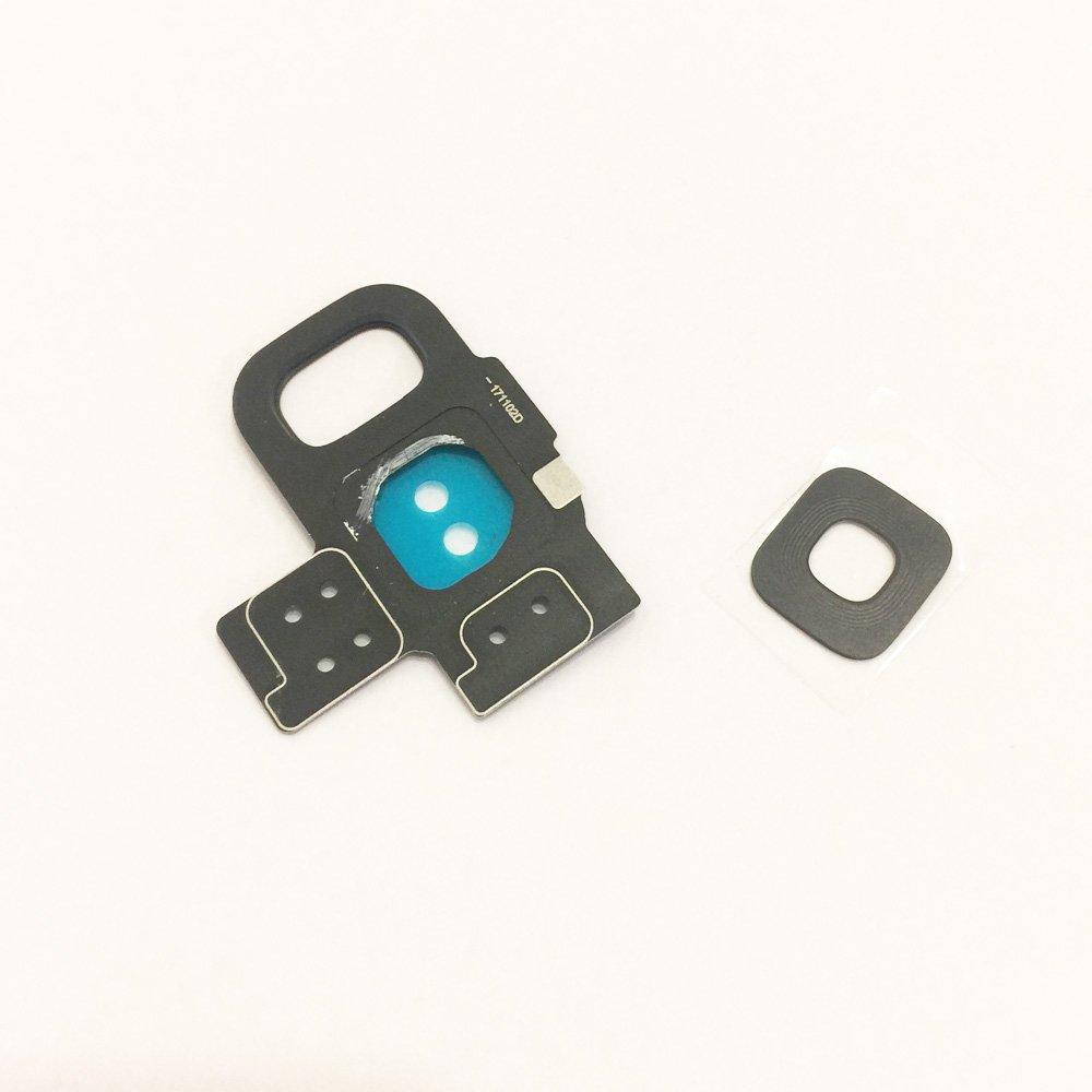 Amazoncom Rear Back Main Camera Lens Glass With Frame Holder Cover