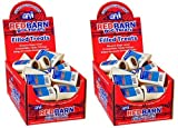 Red Barn 3 in Small Filled Bone Beef 40 ct (2x20 ct case)