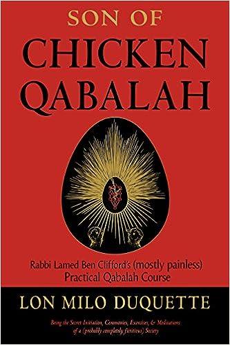 Son of Chicken Qabalah: Rabbi Lamed Ben Cliffords Mostly ...