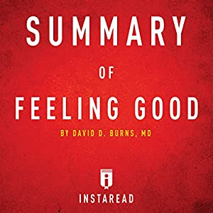 Summary of Feeling Good by David D. Burns | Includes Analysis Hörbuch