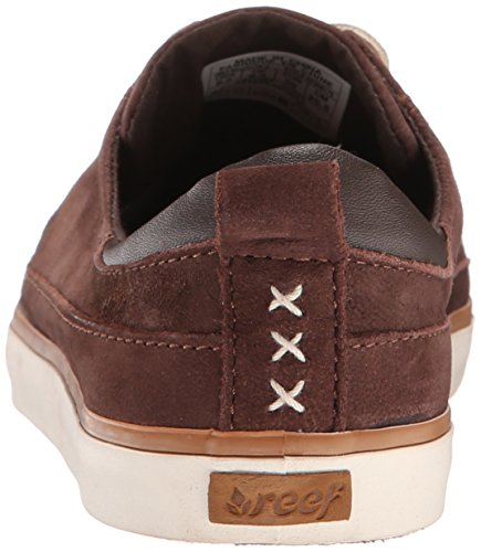 Basses Le S Reef Low Bro Femme Sneakers Walled Marron Brown qX4w1