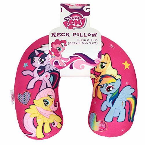 - My Little Pony Travel Neck Pillow