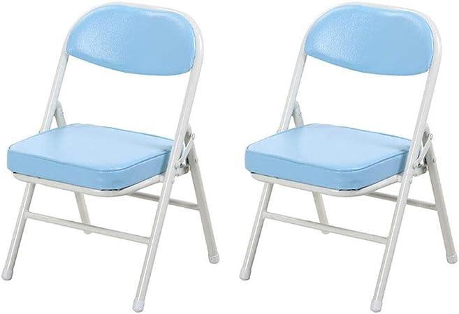 WYYY chaise de Bureau Chaise Pliante Chaises pour Enfants
