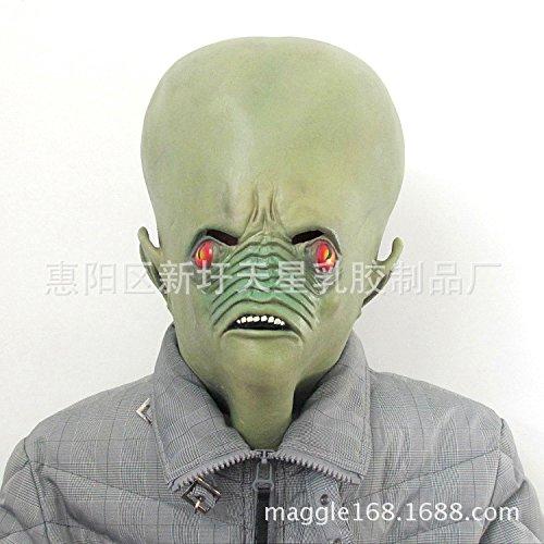 alien head mask - 8