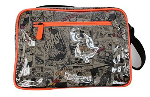 rare Schultertasche Tasche Shoulder Bag Rucksack reisetaschen Rot Demi AstroBoy new