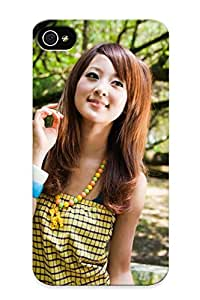 New Cute Funny Mikako Zhang Kaijie Case Cover/ Iphone 4/4s Case Cover For Lovers
