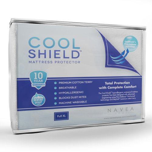 Cool Shield Waterproof Mattress Protector product image