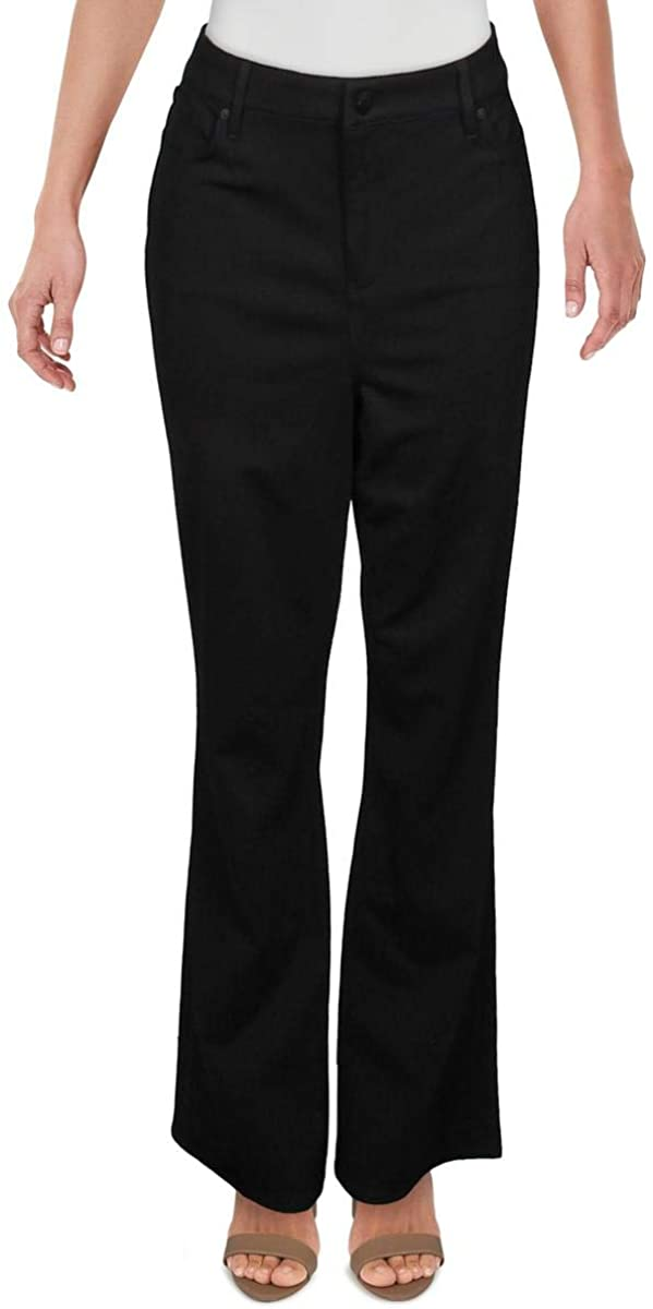 NYDJ Women's NEW before selling Ponte Marilyn Max 82% OFF Straight Pant