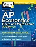 Cracking the AP Economics Macro & Micro Exams, 2019