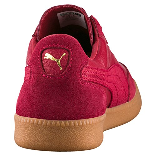 Sneaker Rottöne Puma Leather Erwachsene Liga Unisex Xpv8W8Uq0