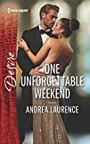 One Unforgettable Weekend (Millionaires of Manhattan)