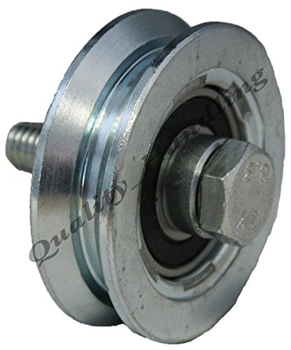 Sliding Gate Wheel Pulley Wheel 60mm V Groove Steel Wheel Vee Shape Buy Online In Uae Diy Products In The Uae See Prices Reviews And Free