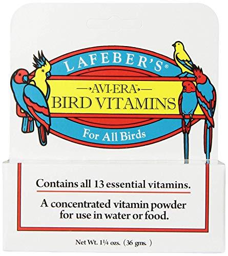 - LAFEBER'S Avi-Era Powdered Bird Vitamin, Set of 2