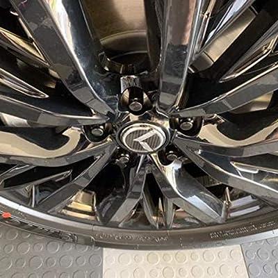 dynofit m12x1.5 Wheel Lug Nuts Black, 20x12mmx1.5 Spline Lugnuts Aftermarket Tuner YJ MK RT Accord Civic CRV Odyssey Element HR-V Legend XR-V Courier Escape Escort Fiesta Focus Fusion Sierra: Industrial & Scientific