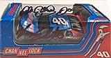 1999 Dale Earnhardt Sr & Kerry Dale Earnhardt Jr Dual Signed 1/64 Diecast Car - Autographed Diecast Cars