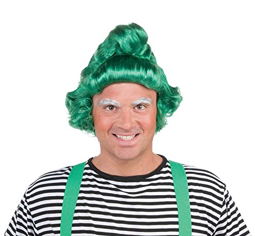 Oompa Loompa Wig (Forum Novelties Green Elf Wig)
