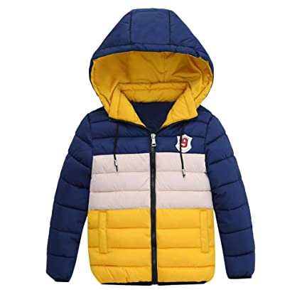 Amazon.com: Little Kids Winter Warm Coat,Jchen(TM) Fashion ...