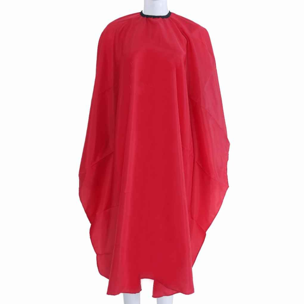 Arichtop Waterproof Hair Cut Barbers Cape Gown Cloth Adult Hair Salon Barber Cape Hairdressing Cape