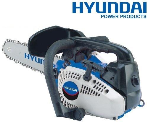 Hyundai LD825 Motorsäge für Gartenbau, 25,4cc Hubraum, 25cm Schwertlänge, Walbro-Vergaser