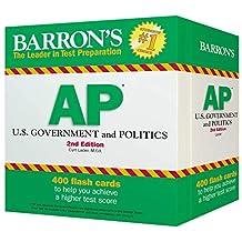 Barron's AP U.S. Government and Politics Flash Cards