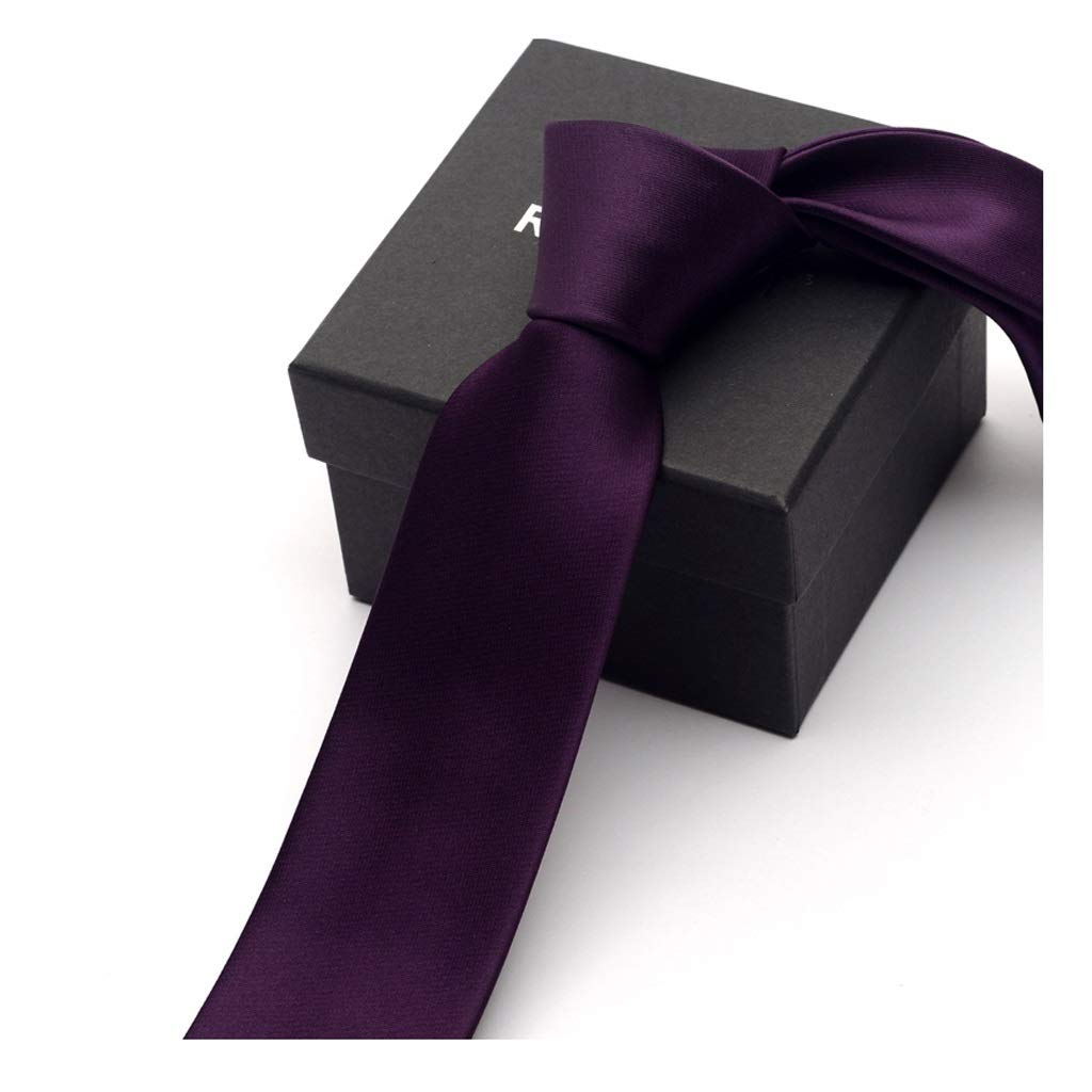 LYYRB Versión Coreana de Corbata de Vestir de Negocios Corbata de ...