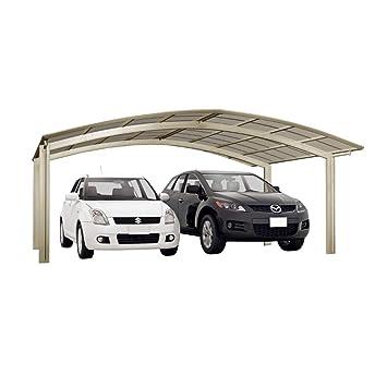 XIMAX Aluminium Design-Carport Portoforte M-Ausführung Typ ...