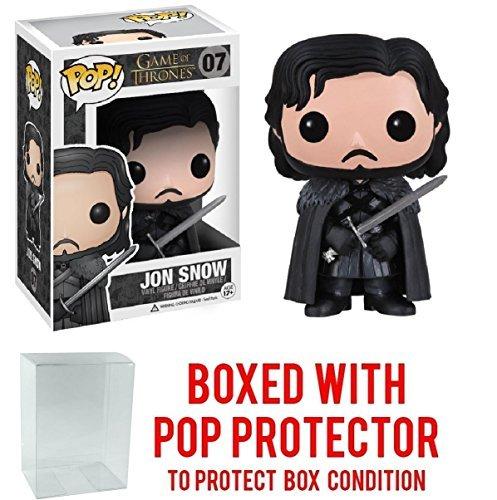 Funko Pop! Game of Thrones: - Jon Snow #07 Vinyl Figure