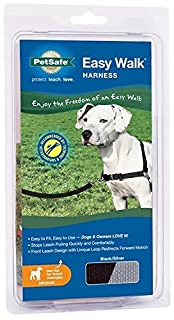 Easy Walk Harness Medium, Black (B000ZFHYV8) | Amazon price tracker / tracking, Amazon price history charts, Amazon price watches, Amazon price drop alerts