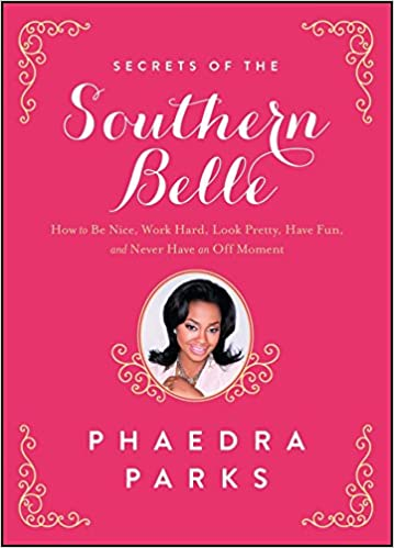 Who wrote a book about phaedra parks