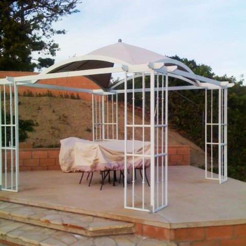Garden Winds 11 x 11 GT Pergola Replacement Canopy Top Cover For Sale